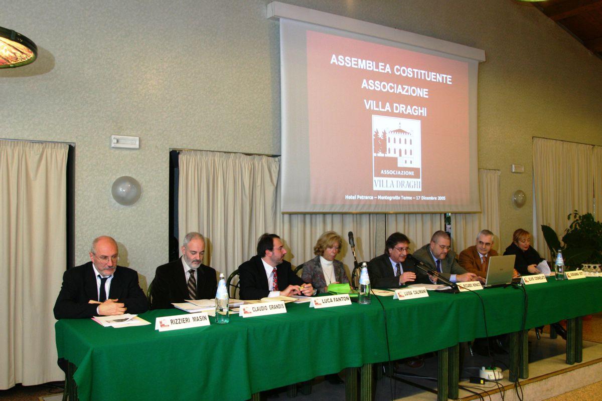 Assemblea costituente Associazione