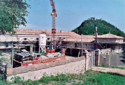 Rustico Villa Draghi PRIMA del restauro 1996_2000 (01)