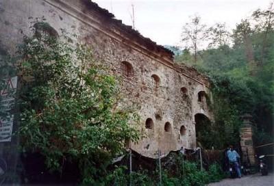 Rustico Villa Draghi PRIMA del restauro 1996_2000 (2)